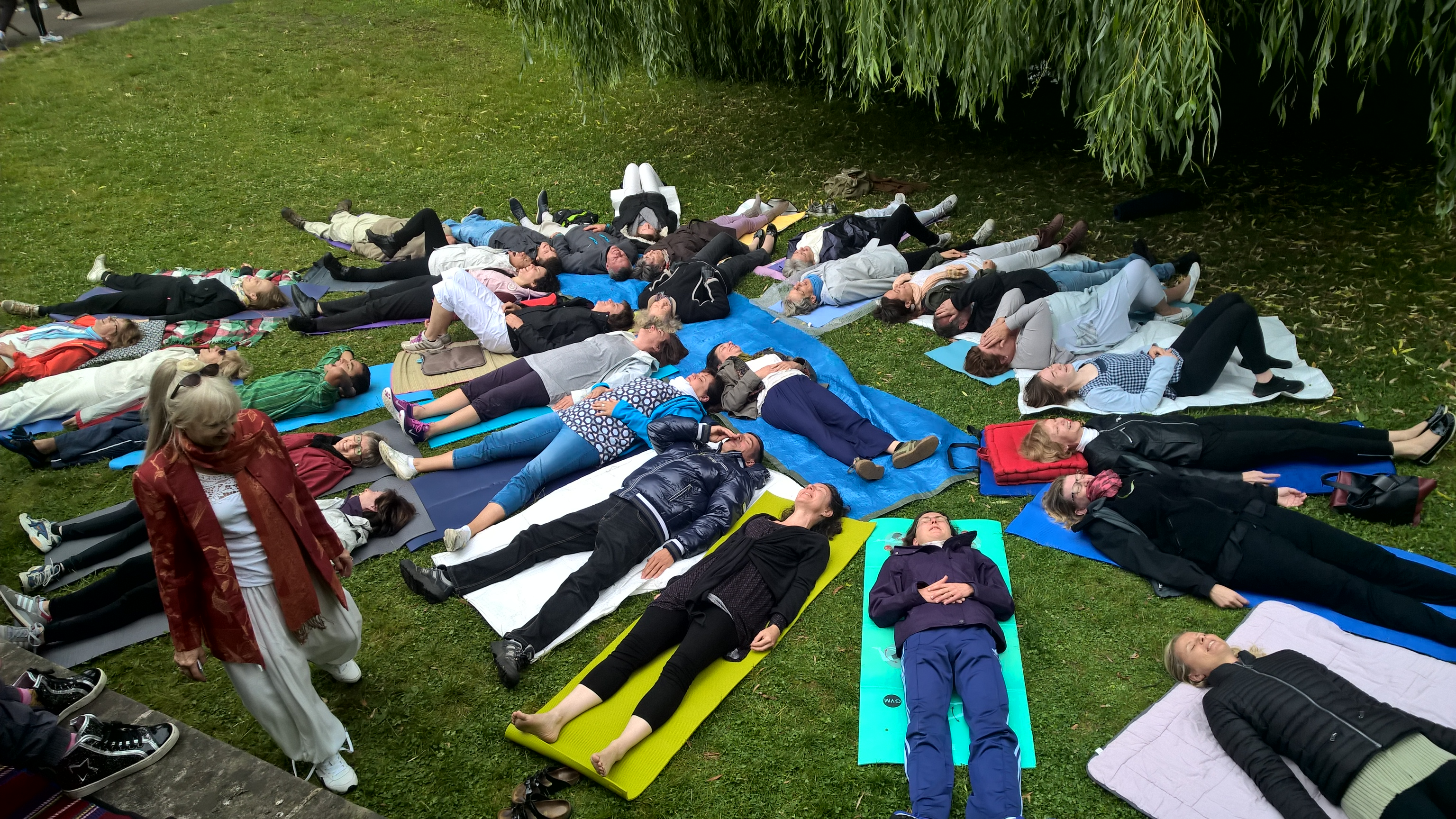 Atelier Hasya Yoga animé par Josy Ann Vasse