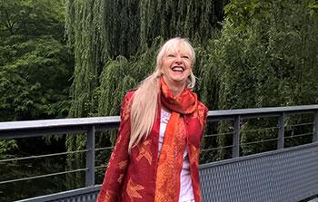Animatrice Josy Ann Vasse - Les Sentiers de Soie